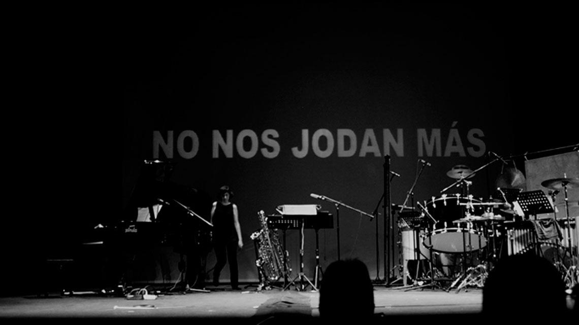 Stopwords Teatro Tres Cantos Madrid