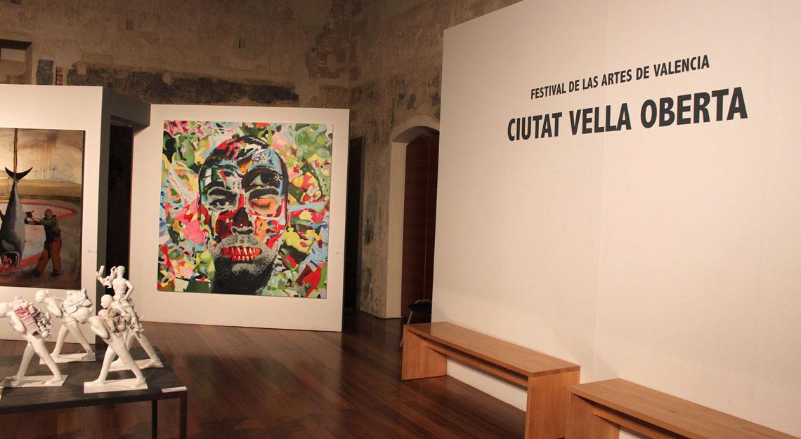 oil painting - exhibition - roberto lópez