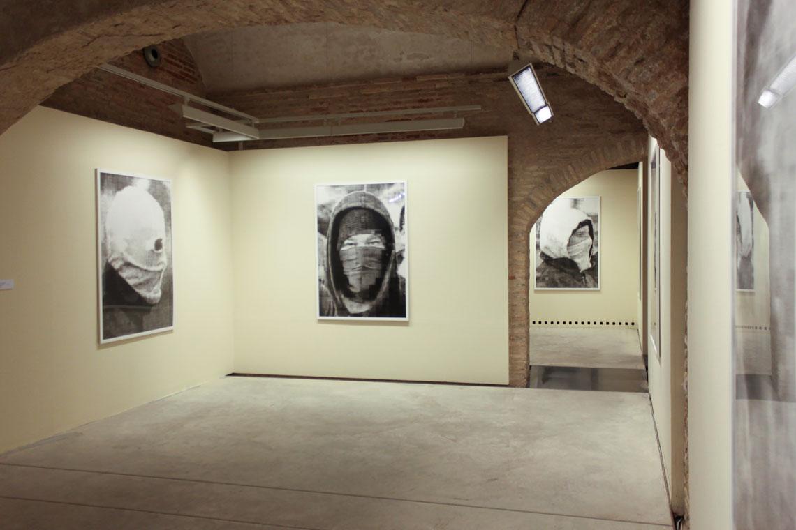 """""""Principia"""" Exhibition of Roberto López at """"Casa de los Morlanes"""" in Zaragoza"""