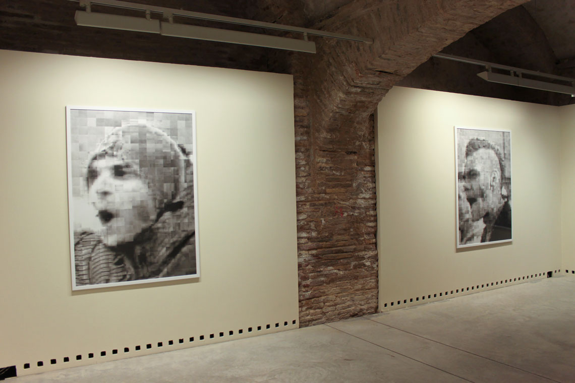 """Principia"" Exhibition of Roberto López at ""Casa de los Morlanes"" in Zaragoza"